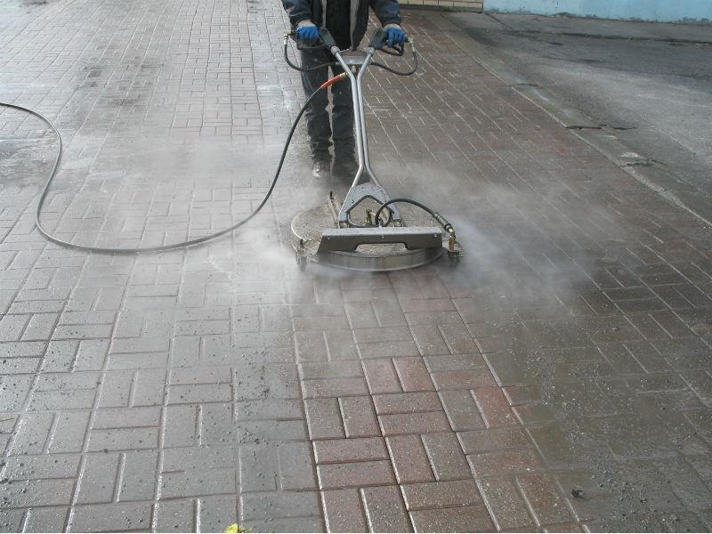 Nettoyage haute pression